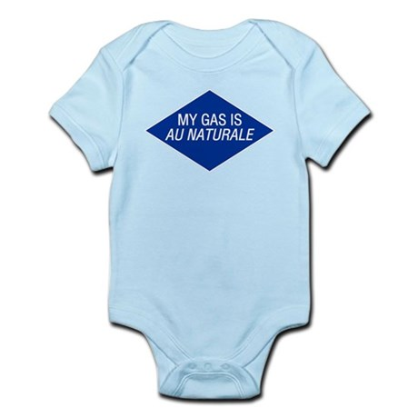 Au Naturale Gas Infant Bodysuit