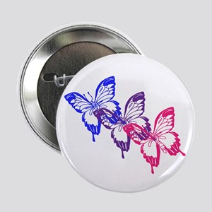 "Bisexual Butterfly 2.25"" Button"