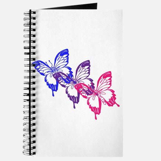 Bisexual Butterfly Journal