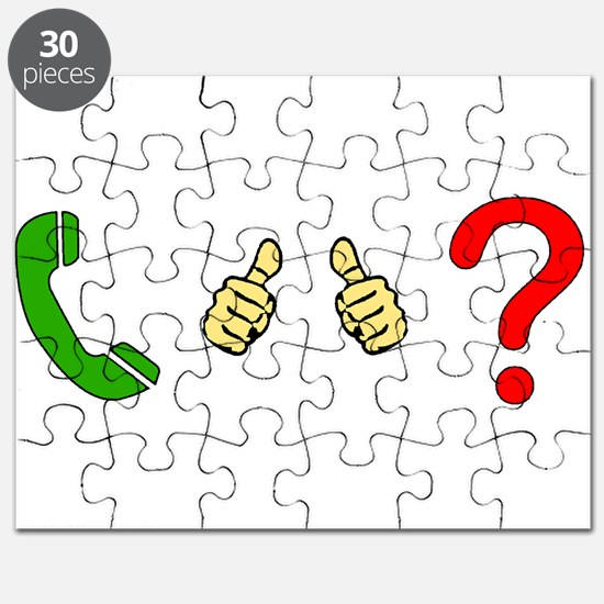 Call Me Maybe Puzzle