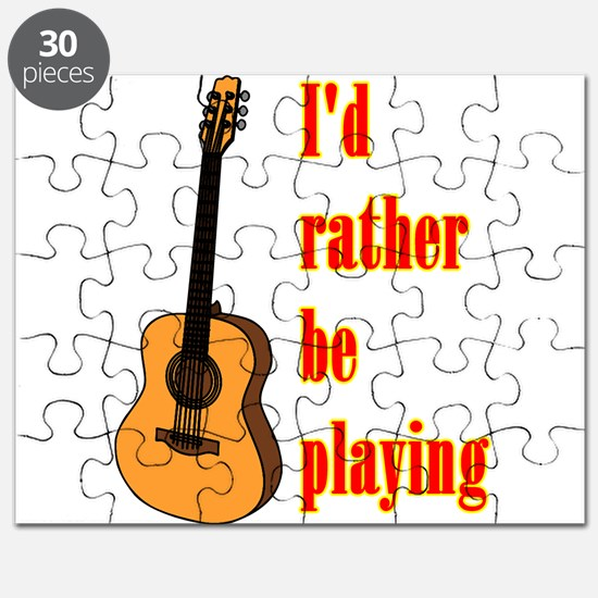 RatherBePlayingGtr Puzzle