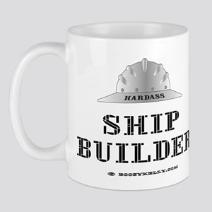 Ship Builder Mug