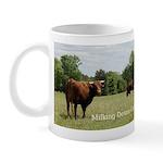 Milking Devon Mug Cattle Mugs