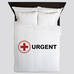 Urgent Queen Duvet