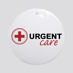 Urgent Care Ornament (Round)