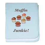 Muffin Junkie baby blanket