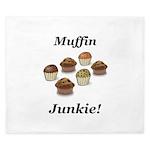 Muffin Junkie King Duvet