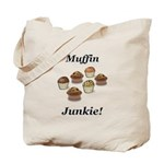 Muffin Junkie Tote Bag