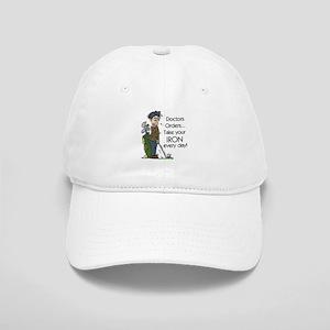 Golf Iron Every Day Cap