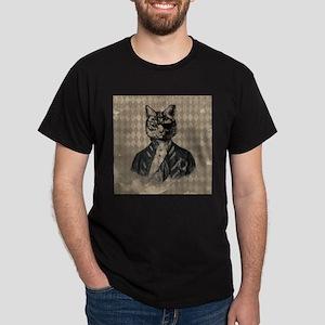 Harlequin Cat T-Shirt