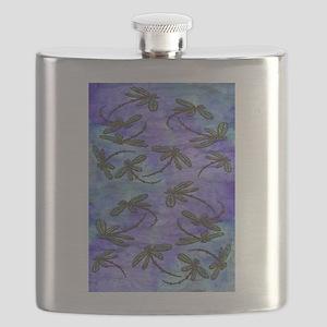 Dragonfly Flit Purple Haze Flask