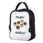 Muffin Addict Neoprene Lunch Bag
