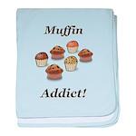 Muffin Addict baby blanket