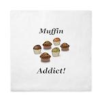 Muffin Addict Queen Duvet