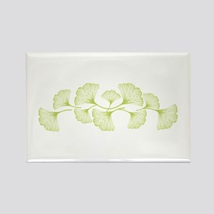 Ginko Leaves Magnets