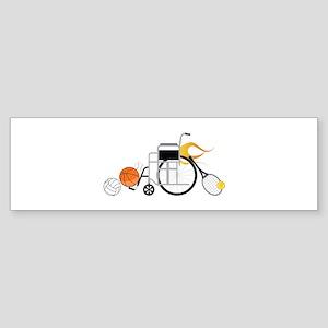 Special Olympics Bumper Sticker