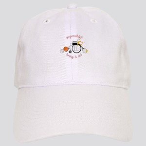 Impossible? Bring It On! Baseball Cap