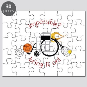 Impossible? Bring It On! Puzzle