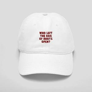 Idiots Baseball Cap