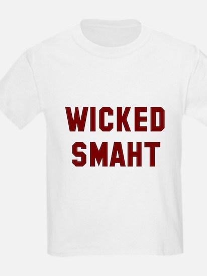Wicked smaht T-Shirt