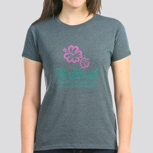 Funny Retirement T-Shirt For Retiring Women