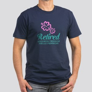 Funny Retirement T-Shirt For Retiring Men