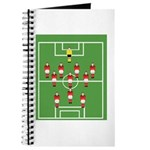 Soccer Team, Football Players Journal