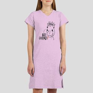 GotCarrots1 Women's Nightshirt