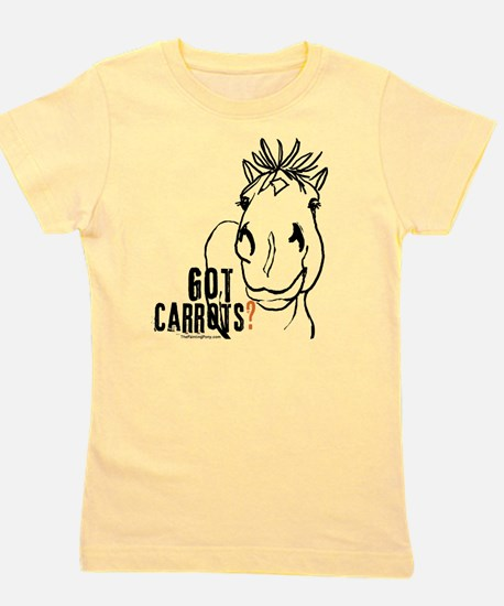 GotCarrots1.png Girl's Tee