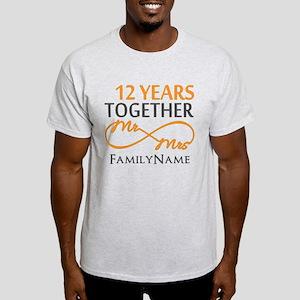 12th anniversary Light T-Shirt