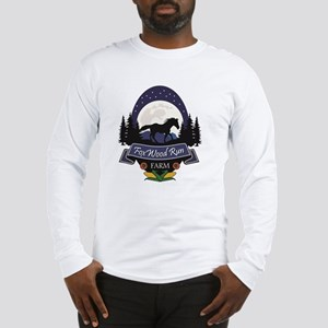 FoxWood Run Farm Long Sleeve T-Shirt