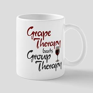 Grape Therapy Mugs