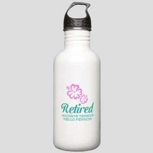 Funny retirement Water Bottle