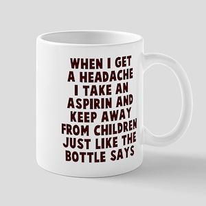 Headache Mugs