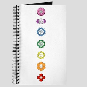 Sacred Chakra Journal