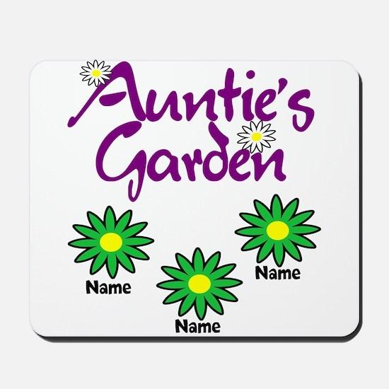 Aunties Garden 3 Mousepad