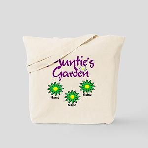 Aunties Garden 3 Tote Bag