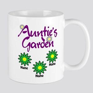 Aunties Garden 3 Mugs