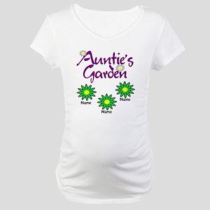 Aunties Garden 3 Maternity T-Shirt
