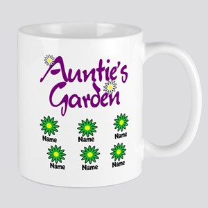 Aunties Garden 6 Mugs