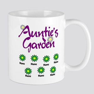 Aunties Garden 7 Mugs