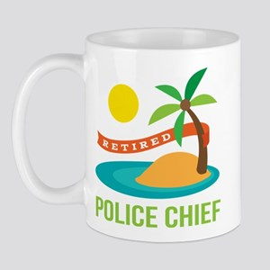 Retired Police chief Mug