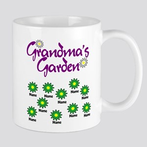 Grandmas Garden 10 Mugs