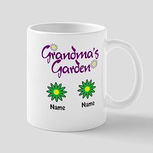 Grandmas Garden 2 Mugs