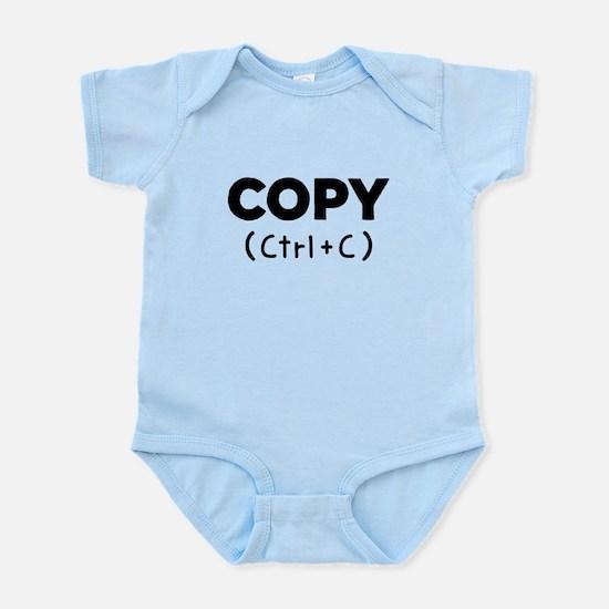 Copy (ctrl+c) Infant Body Suit