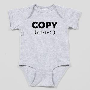 Copy (ctrl+c) Baby Bodysuit