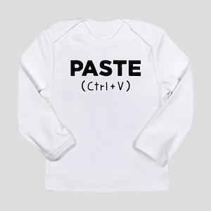 Paste (ctrl+v) Infant Long Sleeve T-Shirt