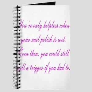 Helpless Journal