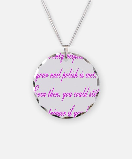 Helpless Necklace