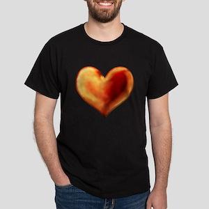 Heart of Love Dark T-Shirt